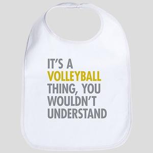 Its A Volleyball Thing Bib