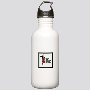 The Five Solas Stainless Water Bottle 1.0L