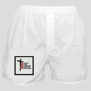 The Five Solas Boxer Shorts