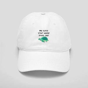My Aunt Loves Me Turtle Baseball Cap