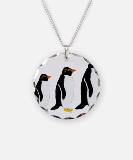 Penguin Parade Necklace