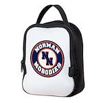 Norman Nobodies Neoprene Lunch Bag