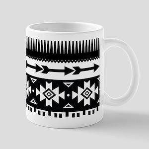 Tribal Aztec Geometric Mug