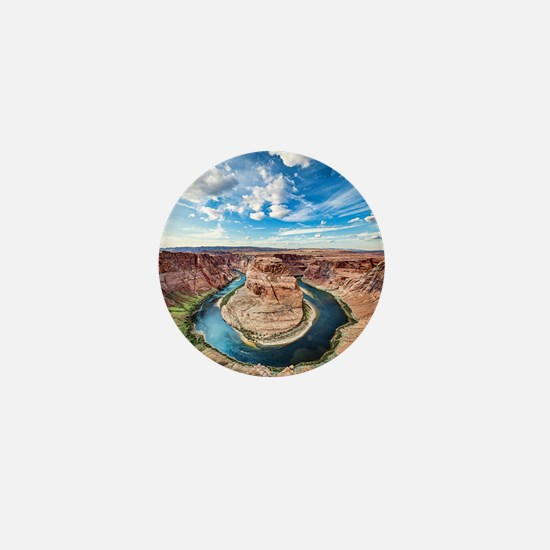 Horseshoe Bend Mini Button