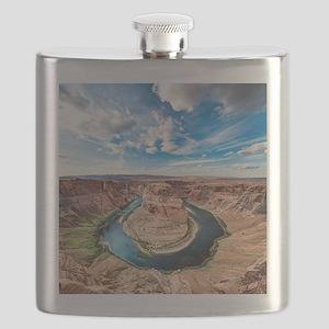 Horseshoe Bend Flask