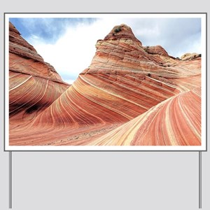 Coyote Buttes Yard Sign