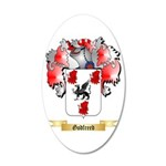 Godfreed 20x12 Oval Wall Decal