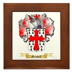 Grindell Framed Tile