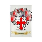 Grindel Rectangle Magnet (10 pack)