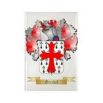 Grindel Rectangle Magnet (100 pack)
