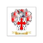 Grindel Square Sticker 3