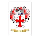 Grindel Postcards (Package of 8)