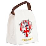 Grindel Canvas Lunch Bag