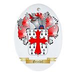 Grindel Ornament (Oval)