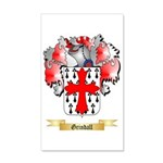 Grindall 35x21 Wall Decal