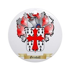 Grindall Ornament (Round)