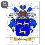 Grinberg Puzzle