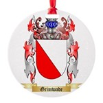 Grimwade Round Ornament