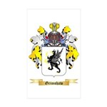 Grimshaw Sticker (Rectangle 10 pk)