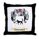 Grimsditch Throw Pillow