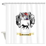 Grimsditch Shower Curtain
