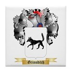 Grimsditch Tile Coaster