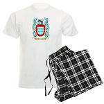 Grimley Men's Light Pajamas