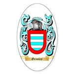 Grimley Sticker (Oval 10 pk)