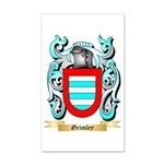 Grimley 35x21 Wall Decal