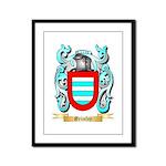 Grimley Framed Panel Print