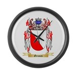 Grimes Large Wall Clock