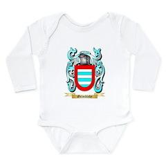 Grimbleby Long Sleeve Infant Bodysuit