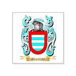 Grimbleby Square Sticker 3