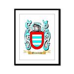 Grimbleby Framed Panel Print