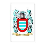 Grimbleby Mini Poster Print