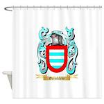 Grimbleby Shower Curtain
