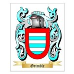 Grimble Small Poster