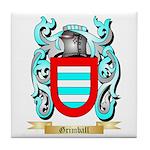 Grimball Tile Coaster