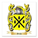 Grilo Square Car Magnet 3