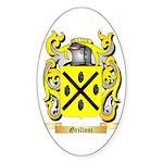 Grilloni Sticker (Oval 50 pk)