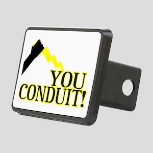 You Conduit Rectangular Hitch Cover