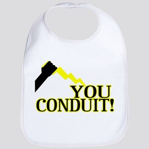 You Conduit Bib