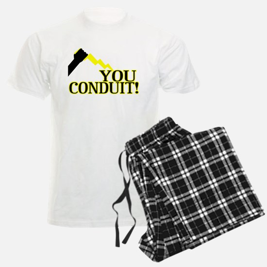 You Conduit Pajamas