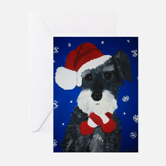 Pet christmas Greeting Cards (Pk of 10)