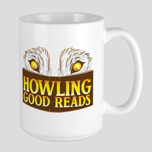 Howling good reads bookstore logo The Others readi