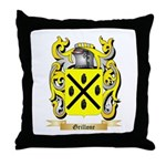 Grillone Throw Pillow