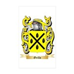 Grillo Sticker (Rectangle 10 pk)