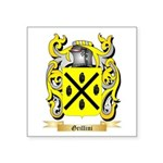 Grillini Square Sticker 3