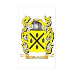 Grillini Sticker (Rectangle 50 pk)