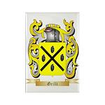 Grilli Rectangle Magnet (10 pack)